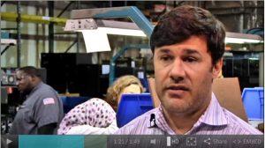 NBC Washington video about hard drive shredder Securis