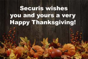 Happy Thanksgiving Meme from Data Destruction Company