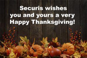 Happy Thanksgiving Meme from Data Destruction Company