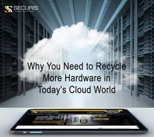 You need to recycle even more in the cloud