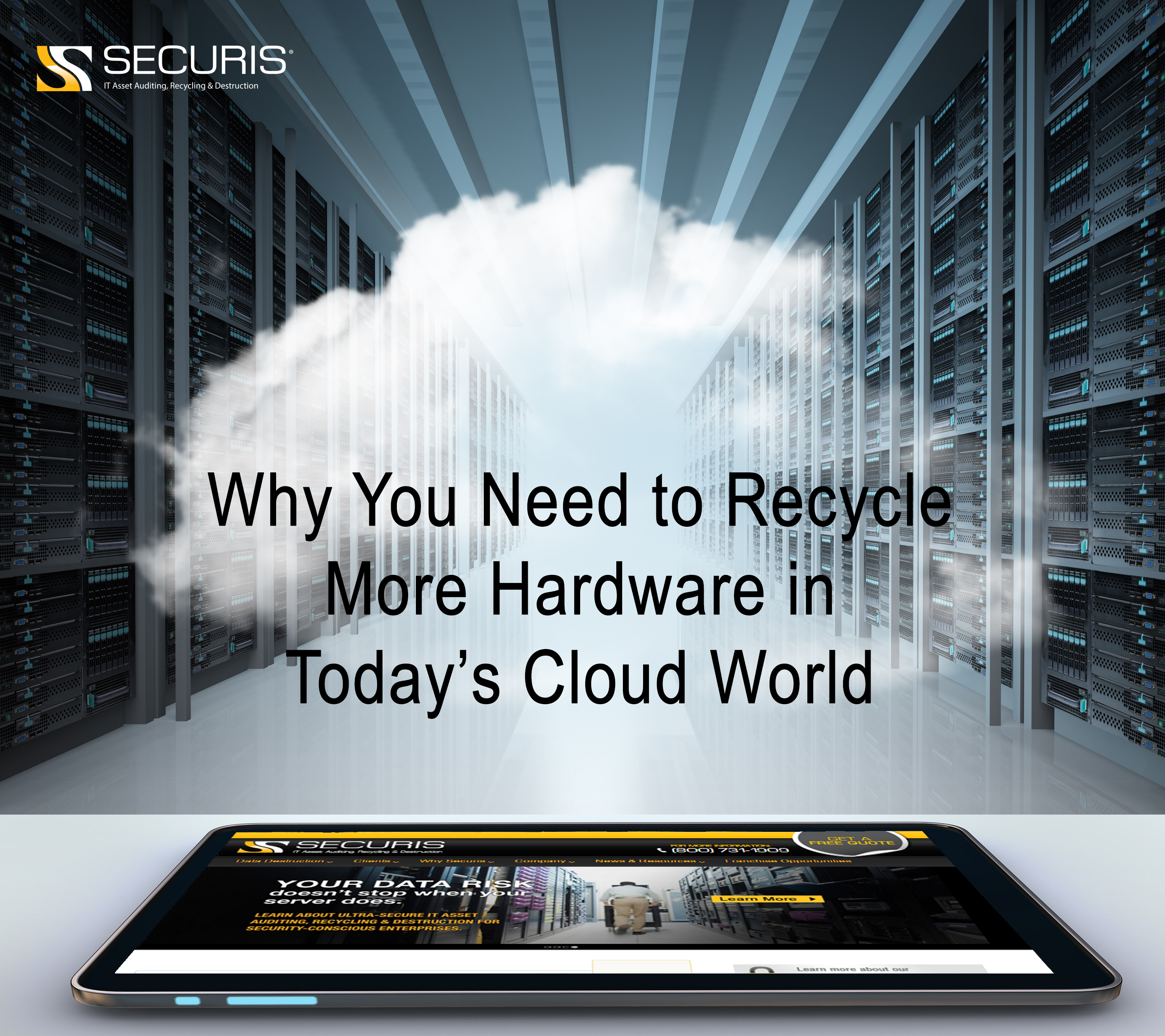 Recycle Hardware in Today's Cloud World