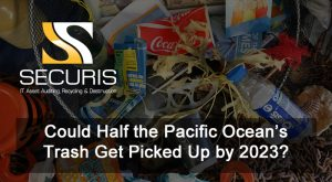 Could Half of the Pacific Ocean's Trash Get Picked Up by 2023?