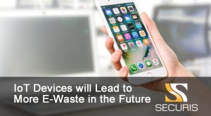 IoT Devices, e-waste, Internet of Things, electronics recycling, IoT recycling, IoT disposal