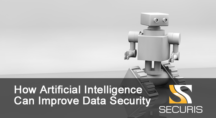 Artificial Intelligence Improves Data Security