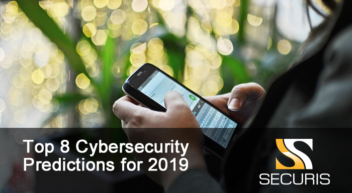 Top 8 Cybersecurity Predictions for 2019