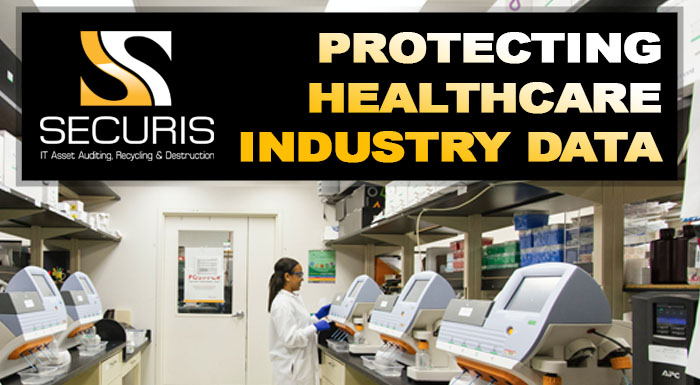 Healthcare Industry Protects Data